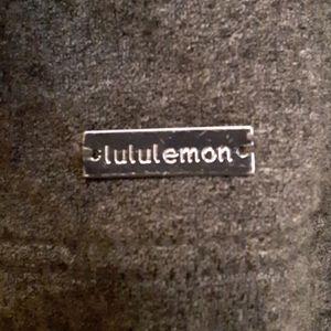 Lululemon lined long jacket size 6